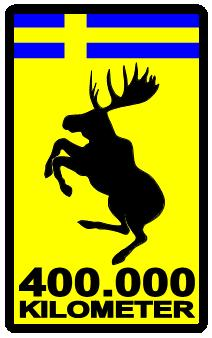 Prancing Moose                         High-Mileage Stickers. Dave's Volvo Page.