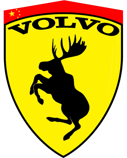 Prancing Moose China. Dave's Volvo Page.