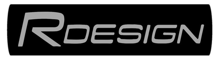 Volvo r design logo volvo stickers